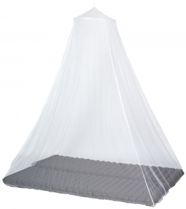 Abbey Camp Mosquito net lightweight 2-person white