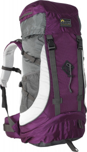 Active Leisure backpack Mountain Guide 45 liter paars/grijs