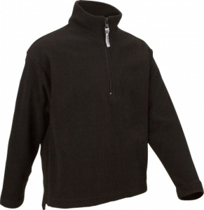 Avento Skipulli Microfleece Junior Black