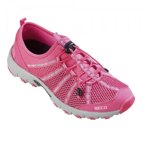 Beco waterschoenen Trainer dames roze