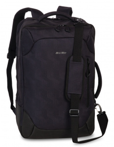 Bestway travel backpack 40 litres polyester black