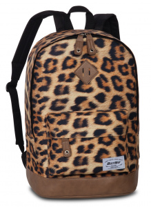 Bestway backpack Campus Trend 31 x 43 x 20 cm polyester brown