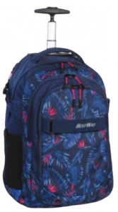 Bestway backpack Evolution Roller 21 liter polyester blue/pink