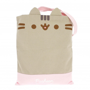 Blueprint Collections Ltd shopping bag Pusheengirls 40 cm