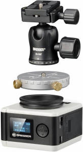 Bresser startracker Astro Photo Mount PM-100 aluminium zwart
