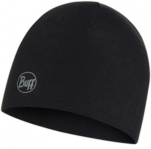 Buff hat Thermonet polyester black one-size