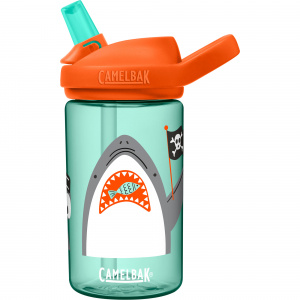 CamelBak trinkbecher Eddy+ Arrgh Matey junior 0,4 Liter orange
