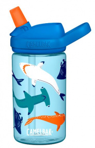 CamelBak drinking bottle Eddy+Shark Squad junior 400 ml blue