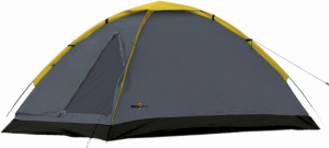 Camp Active dome tent double 200 x 120 cm grey