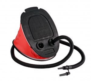 Camp Active foot pump 3 liters red