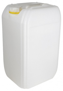 Carpoint waterjerrycan 25 liter wit