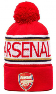 Converse muts Arsenal Beanie acryl rood one-size