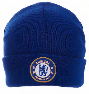 Converse muts Chelsea FC Beanie acryl blauw one-size