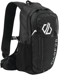 Dare 2B backpack Vite Air10 litres polyester black/white
