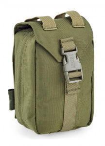 Defcon 5 medical bag 20 x 13 x 8 cm polyester green