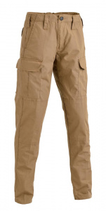 Defcon 5 men's outdoor pants cotton/polyester beige
