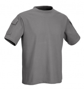 Defcon 5 outdoor shirt Tactical short mens cotton grey