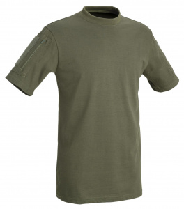 Defcon 5 outdoor shirt Tactical short mens cotton green