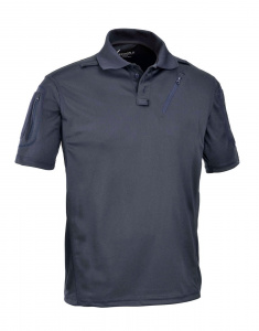 Defcon 5 poloshirt Tactical men polyester dark blue