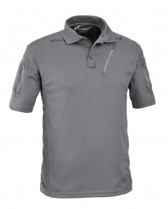 Defcon 5 poloshirt Tactical mens polyester grey