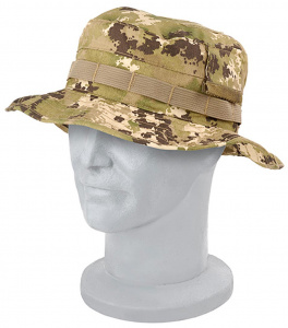 Defcon 5 jungle hat 56 cm polycotton army green