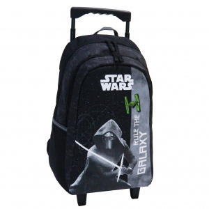 Disney trolley backpack Star Wars Kylo Ren boys 35 cm black
