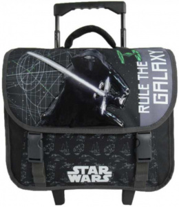 Disney trolley backpack Star Wars Kylo Ren boys 38 cm black