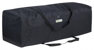 Eurotrail draagtas tent large 120 x 45 x 50 cm polyester zwart