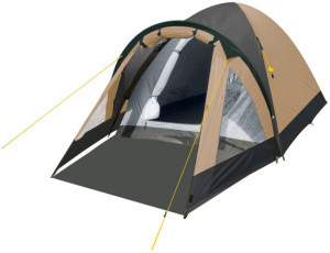 Eurotrail dome tent Ontario 2-persons 295 cm PL beige