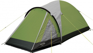 Eurotrail dome tent Rocky 3 polyester 3-person olive green