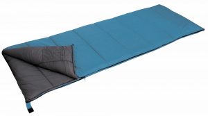 Eurotrail junior sleeping bag Chili170 x 70 cm polyester blue
