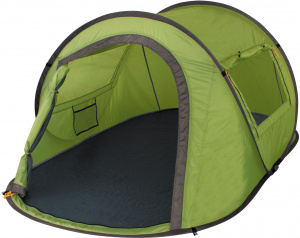 Eurotrail tent South Fork polyester 130 x 230 x 95 cm green