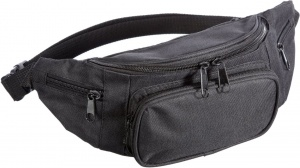 Fabrizio waist bag Southwest Bound 2 liters black