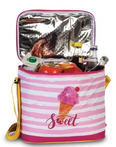 Fabrizio cooler 14 litres Sweet pink