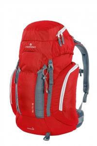 Ferrino alta backpack Via 45 litres red