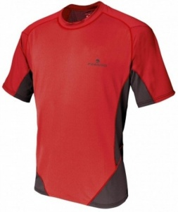 Ferrino T-shirt Glasshouse heren rood