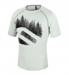 Ferrino T-shirt Mesa heren wit