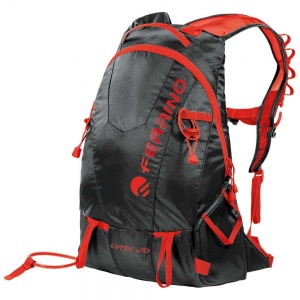 Ferrino Zaino Lynx skitas/backpack 20 litres black/red