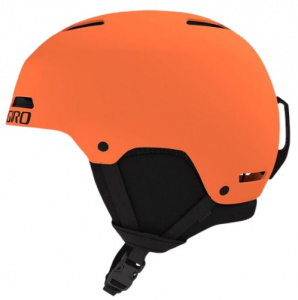 Giro ski helmet Ledge orange/black