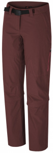 Hannah outdoor pants Libertine ladies polyamide brown