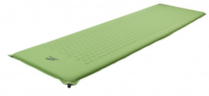 Hannah sleeping mat Leisure 3,8 183 x 51 cm polyester green 3-part