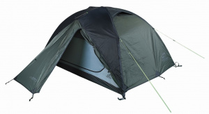 Hannah tent Covert 3 WS 3-persoons 365 cm polyester groen