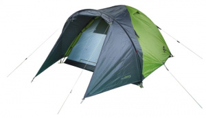 Hannah tent Hover 3 3-person 300 cm polyester green/grey