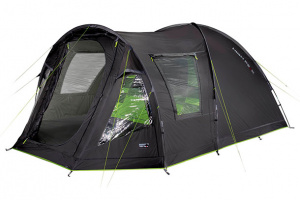 High Peak dome tent Andros 4.0440 x 260 cm dark grey/green