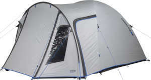 High Peak dome tent Tessin 4.0polyester 370 x 240 cm grey