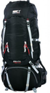 High Peak backpack Zenith 85 litres 70 x 33,5 cm polyester black