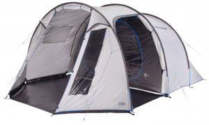 High Peak tunnel tent Ancona 5.0polyester 465 x 300 cm grey