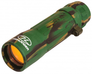 Highlander monoculars Northumberland-Dales10 x 25 army green