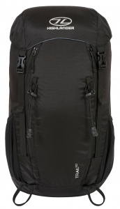 Highlander backpack Trail 47 cm 30 litres nylon black