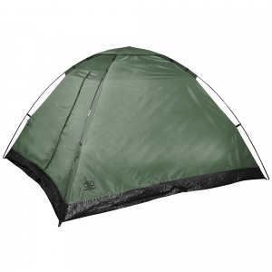 Highlander tent Monodome 2polyester 210 x 210 x 130 cm green